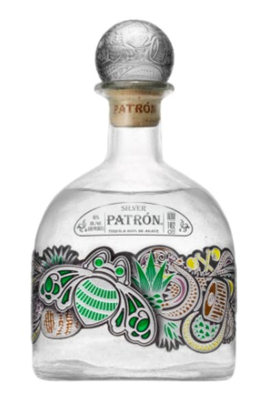 Patron Silver Limited Edition Tequila