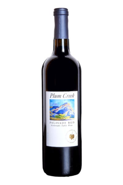 Plum Creek Palisade Red