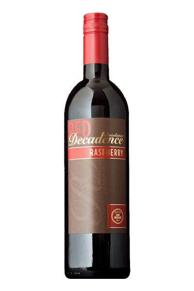 Red Decadence Chocolate Raspberry Wine