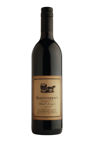 Sharecroppers Cabernet