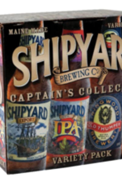 Shipyard Captain's Collection Variety Pack