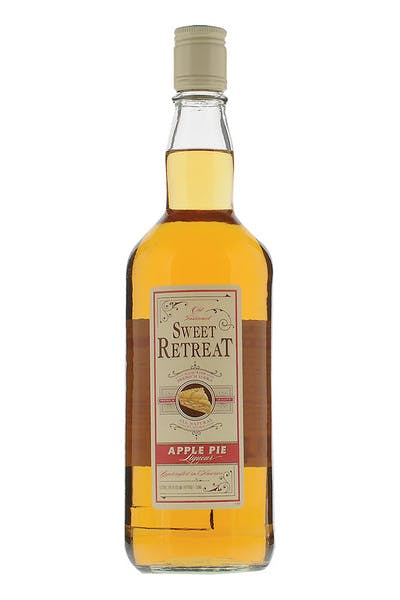Sweet Retreat Apple Pie Liqueur