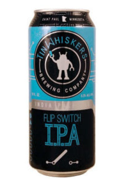 Tin Whiskers Flip Switch IPA
