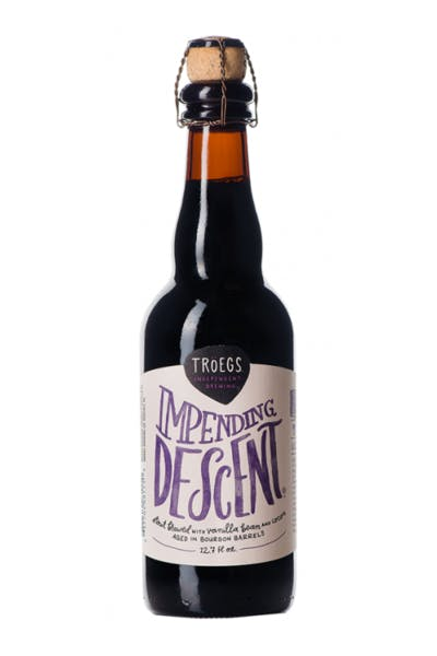 Troegs Barrel-Aged Impending Descent Imperial Stout