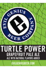 Turtle Power Grapefruit Pale Ale