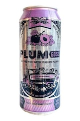 Two Roads Plum Gose Ale
