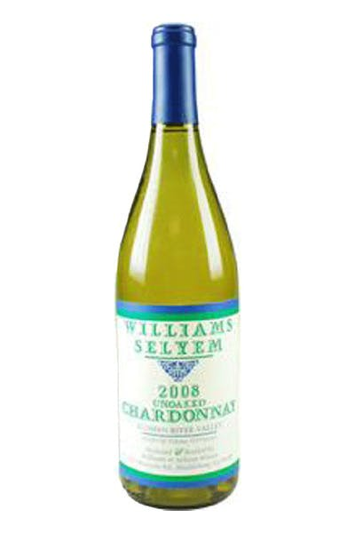 Williams Selyem Chardonnay Unoaked Russian River Valley